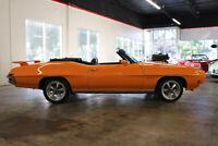 Miniature 7 Voiture Américaine de collection Pontiac GTO 1970