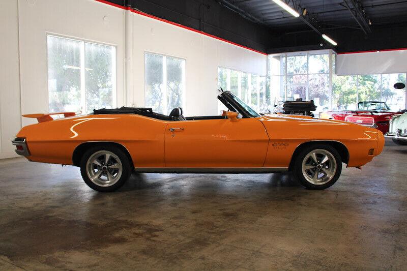 Image 7 Voiture Américaine de collection Pontiac GTO 1970