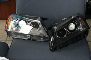 BMW X3 F25 Headlights xenon 2011 - 2014 FOR PARTS