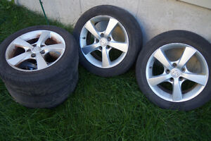 MAGS 16 POUCES MAZDA / 16 INCHES MAZDA MAGS