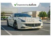 2012 Ferrari 2012 FERRARI FF FF HATCHBACK GASOLINE AUTOMATIC LH Auto Hatchback P