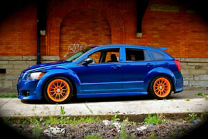 2009 Dodge Caliber SRT4 Sedan