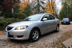 2006 Mazda3 Sedan 5 speed MANUAL
