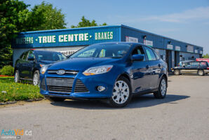 2012 Ford Focus, Low KM, Certified and E-Tested