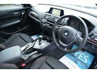 2017 BMW 1 Series 2.0 118d Sport Auto (s/s) 5dr Hatchback Diesel Automatic