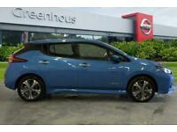 2020 Nissan Leaf 160kW e+ Tekna 62kWh 5Dr Auto Hatchback Hatchback Electric Auto