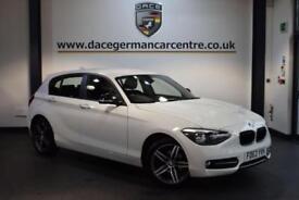 2014 63 BMW 1 SERIES 2.0 116D SPORT 5DR 114 BHP DIESEL