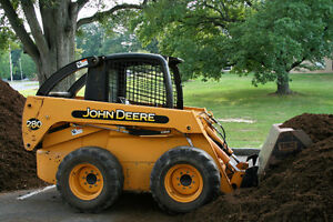 Contractor to Contractor Skid Steers Rentals!
