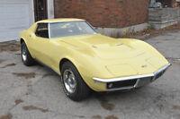 1968 427 big block 390 horse Corvette