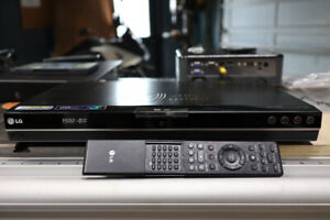 LG DVD and HD recorder (PVR)