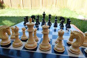 Exclusive Wooden Chess Set