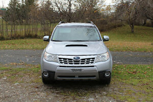 2013 Subaru Forester Fully Loaded Wagon