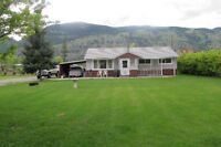 2 Bedroom home on a 2 acre lot in McLure