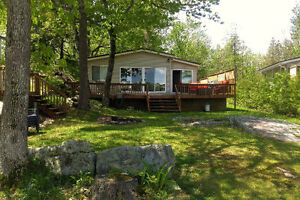 Beautiful Buckhorn area Cottage on Kawartha Lakes - for RENT