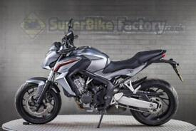 2015 15 HONDA CB650 FA-E 650CC 0% DEPOSIT FINANCE AVAILABLE