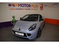 2010 RENAULT WIND ROADSTER DYNAMIQUE S TCE CONVERTIBLE PETROL