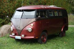 For Sale: 1967 Volkswagon van