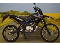 Yamaha WR125R 2014**4324 MILES, 1 FORMER OWNER, R&G FORK SLIDERS**