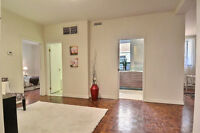 Large condo full of charm! Steps to Atwater and Guy Concordia!