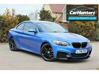 2018 BMW 2 Series 1.5 218I M SPORT 2d 134 BHP Coupe Petrol Automatic