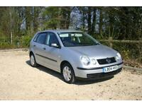 AUTOMATIC 1 Owner from NEW Volkswagen Polo 1.4 Twist with NEW MOT done 82128 Mil