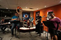 Funk-Rock Dance Band