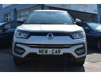 2020 Ssangyong Tivoli ULTIMATE 5d 113 BHP Hatchback Petrol Manual