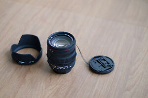 Sigma 18-200mm for Pentax + electronic 2X converter