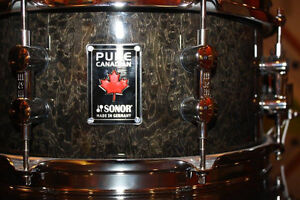 Sonor Pure Canadian 13x6 Snare