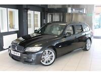 2008 58 BMW 3 SERIES 3.0 330D M SPORT TOURING 5D 242 BHP DIESEL