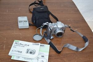 CANON  POWER SHOT S1  IS DIGITAL  CAMERA- PRICE REDUCED