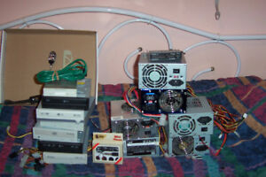 Routeur et Power Supply