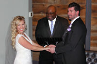 License Wedding Minister Officiant