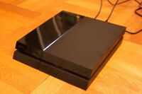 PS4 Console with 13+ games, 2 controllers
