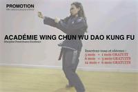 Cours de Kung Fu Vente Éclair