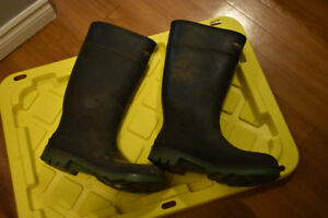 Baffin Technology rubber boots (size 12)