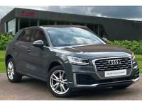 2020 Audi Q2 S line 30 TFSI 116 PS 6-speed Estate Petrol Manual
