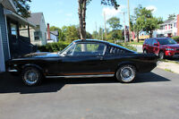 for sale 1965 Mustang GT 2+2 fastback