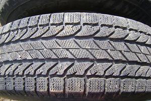 16 Inch Aluminum Rims and Tires Peterborough Peterborough Area image 3