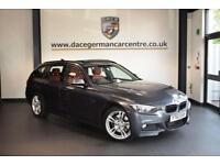 2013 63 BMW 3 SERIES 3.0 330D XDRIVE M SPORT TOURING 5DR AUTO 255 BHP DIESEL