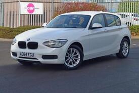 2014 BMW 1 SERIES BMW 114d ES 5dr [Bluetooth]
