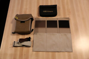Lee Filters ND grad set and field pouch