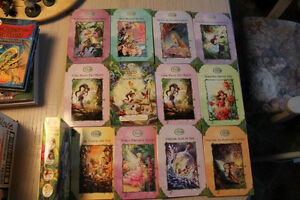 Disney Fairies Pixie Hollow tinkerbell books 13 book set