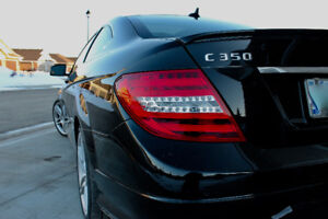 Mercedes C350 Coupe - Immaculate!