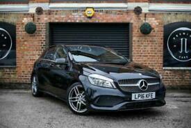 image for 2016 Mercedes-Benz A-CLASS 1.6 A 180 AMG LINE 5d 121 BHP Hatchback Petrol Manual