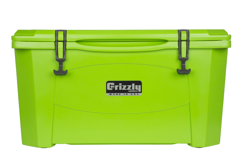 Grizzly Coolers 60 Quart Rotomolded Cooler,