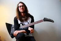 cours de guitare / guitar lessons