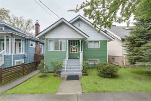 Full House for Rent - 5Bed/2Bath Cedar Cottage (East Vancouver)