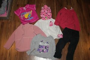 Girls 3T Shirts and Pant
