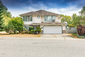 Semi Detached West Abbotsford Home with 1 Bedroom Suite - Value!